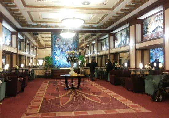 Hotel Edison Times Square: HALL EDISON
