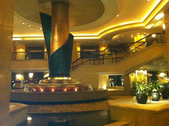 Shangri-La Hotel Kuala Lumpur : Shangri-La KL lobby