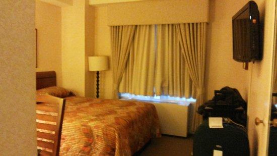 Hotel Edison Times Square: QUARTO EDISON