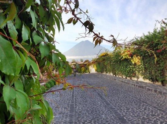 Camino Real Antigua : Main entrance