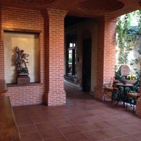 Camino Real Antigua : Corridor