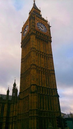 Hotel ibis budget London Whitechapel - Brick Lane: big ben