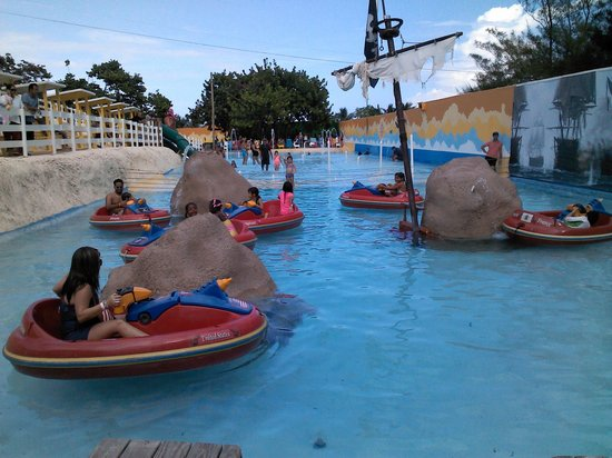 Arecibo Lighthouse & Historical Park : This is at the water park area. They call it Splash.