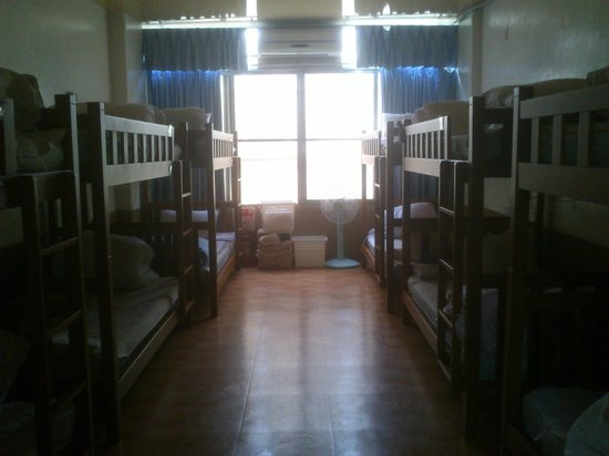 Fuqi Hostel: 12 beds room