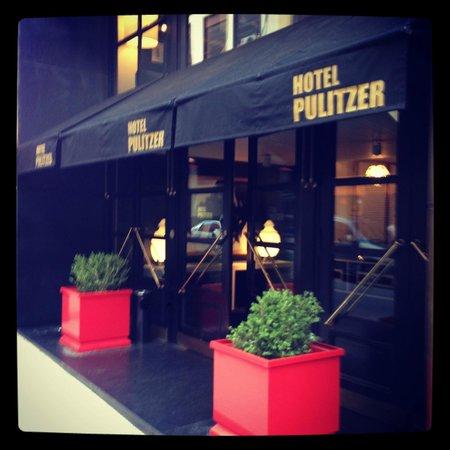 Hotel Pulitzer Buenos Aires: Hotel