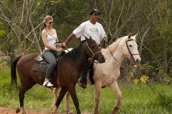 Pirapozinho, SP: Cavalgada