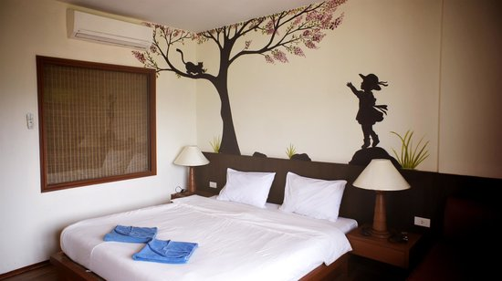 Phi Phi Arboreal Resort: номер делюкс