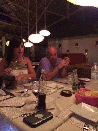 Essence Restaurant: i 2 romanacci che ho portato la sera dopo e grazie a Simone ho fatto un figurone