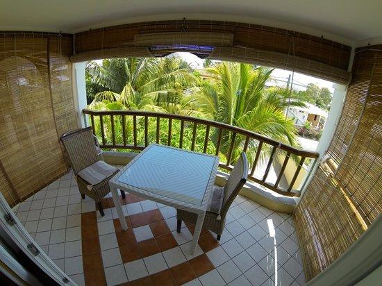 Pingo Studios: Pingo first floor balcony