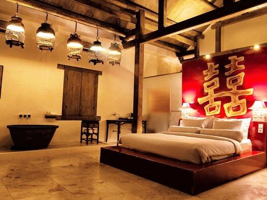 Bali Ginger Suites' Poolside Super Deluxe Suite
