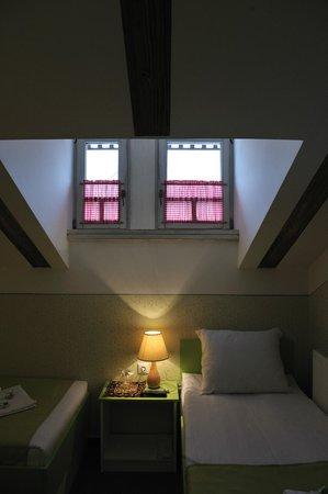 Hotel Lula: triple room