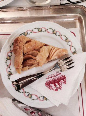 Caffe Lavena : Apple pie