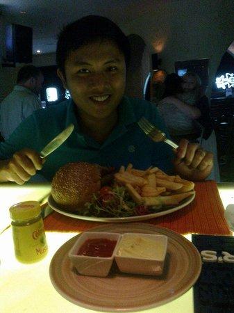 Dinner at Paco's Bar