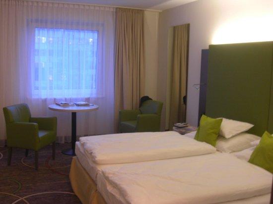 Arcotel Wimberger Hotel: Bedroom (ComfortDeluxe)