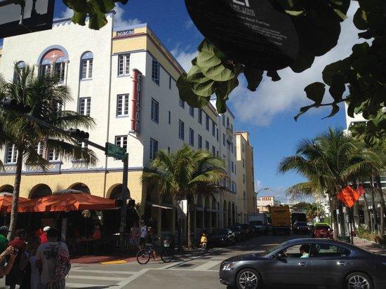 Art Deco Historic District: Art deco