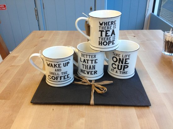 The West Country Deli: Take life one cup at a time...
