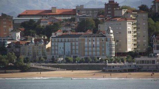 Silken Rio Hotel : Fachada Hotel