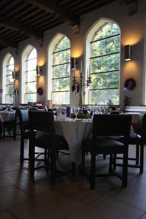 "Priorij Corsendonk: Restaurant ""Kapittel"""
