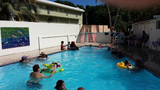 Hotel Parador Joyuda Beach Piscina Del