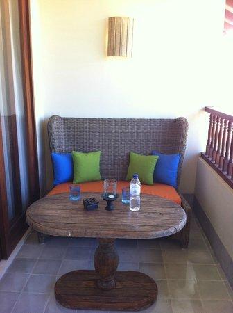 Sudamala Suites & Villas: Sudamala balcony