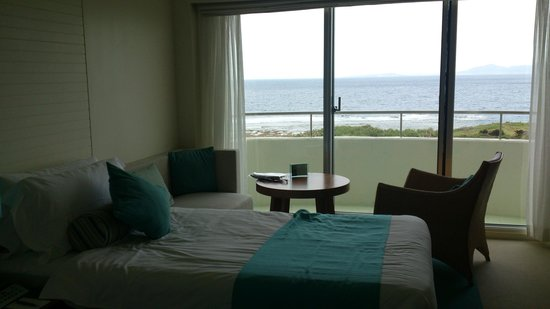 ANA InterContinental Manza Beach Resort: オーシャンビュー