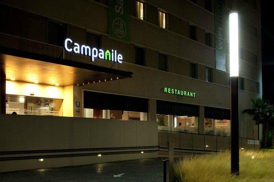 Campanile Barcelona Sud Cornella Hotel : Fachada