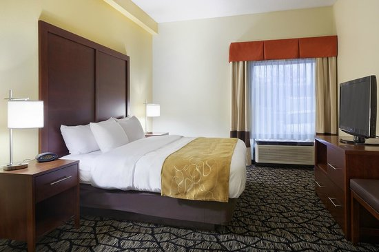 Comfort Suites Innsbrook : Suite- 2 room suite with living area