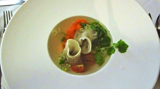 Glaze Bali : consomme