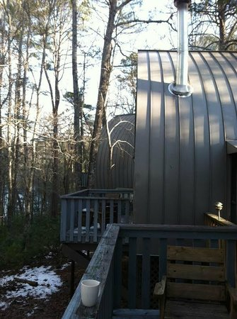 Unicoi State Park & Lodge : B Cabins 10,9, 8