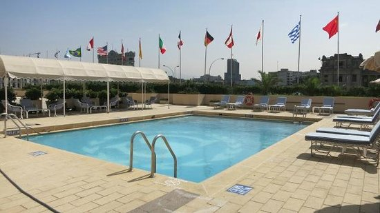 Sheraton Lima Hotel & Convention Center: A good place to relax