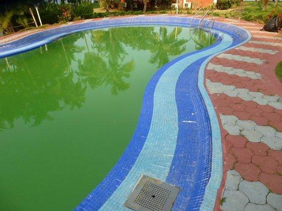 Kayaloram Heritage Lake Resort: la piscine !!!........