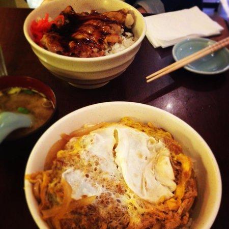 Higuma : Katsudon et Toridon