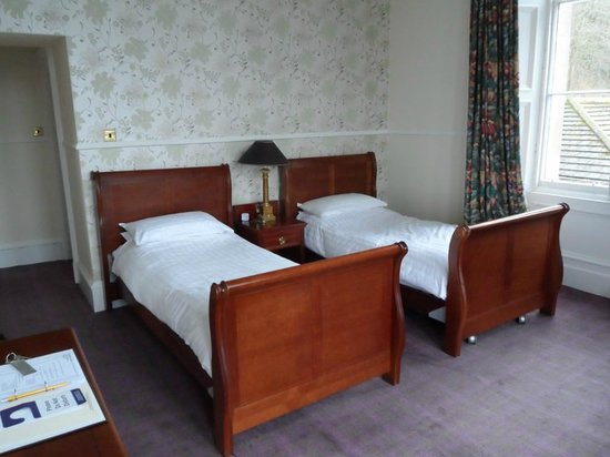 Mansfield House Hotel: ROOM No 6