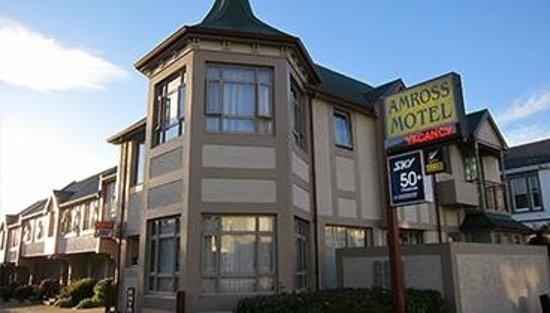 Amross Court Motor Lodge: мотель