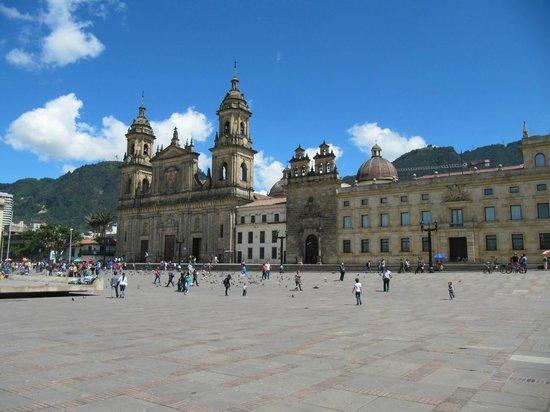 Plaza de Bolivar: Plaza Bolivar