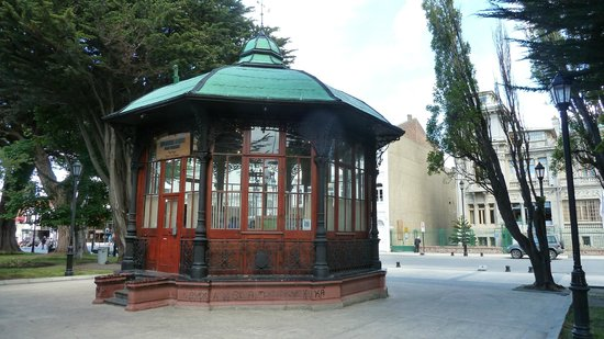 Oficinas de Turismo Punta Arenas