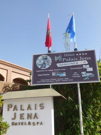 Palais Jena & Spa : bienvenue au Palais Jena