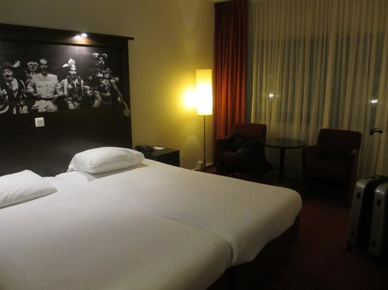 Hampshire Hotel - City Hengelo: the room