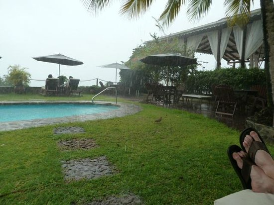 Ti Kaye Resort & Spa: Not exactly quality maintenance
