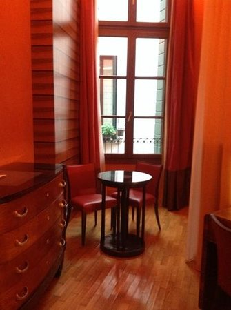 Hotel Saturnia & International: room 206