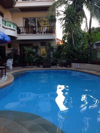 Palmview Resort Patong Beach: Piscine