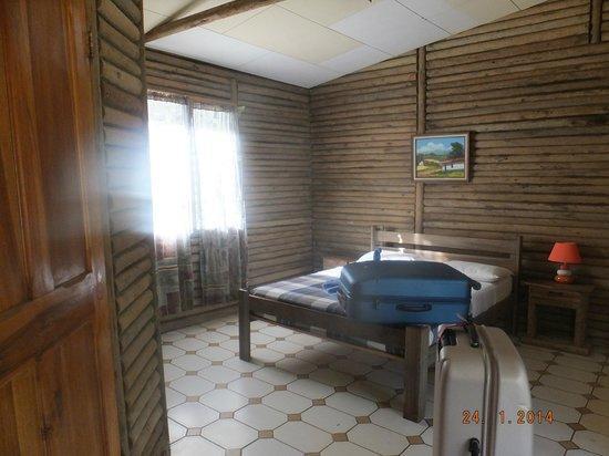 Rincon de la Vieja Lodge: spacious but basic rooms
