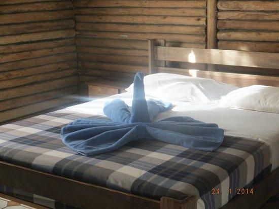 Rincon de la Vieja Lodge: the bedrooms