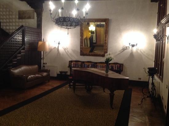 Hotel Saturnia & International : first floor