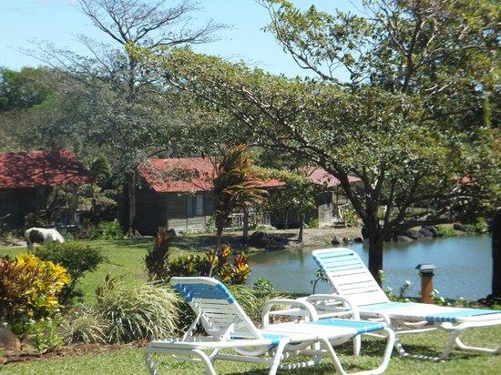 Rincon de la Vieja Lodge: wonderful location