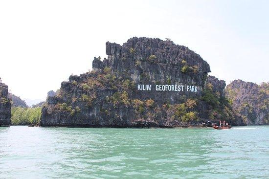 Kilim Karst Geoforest Park: парк морской