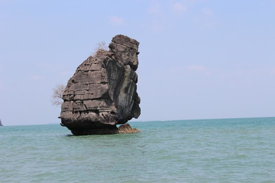 Kilim Karst Geoforest Park: островок одинокий