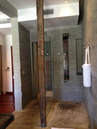 The Slate: Shower