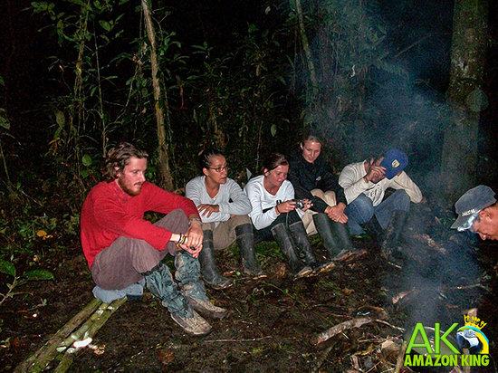 Amazon King Lodge : Camping Trips