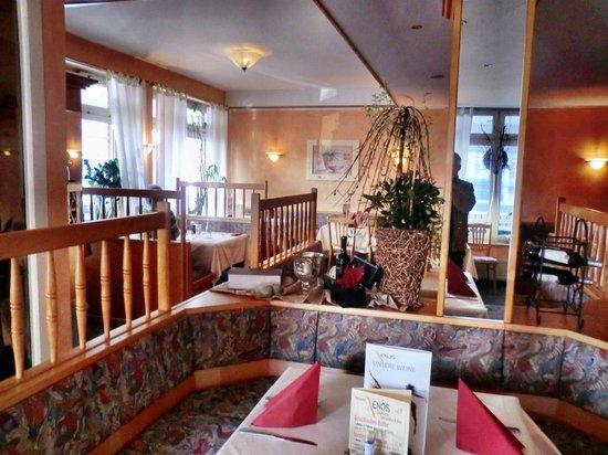 Inneneinrichtung - Bild von Griechisches Restaurant Xenos, Burgwedel ...